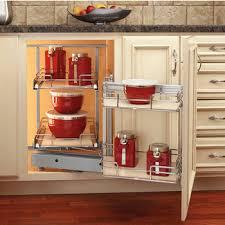 corner kitchen cabinet rev a shelf premiere blind corner kitchen cabinet system