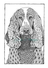free printable australian cattle dog coloring