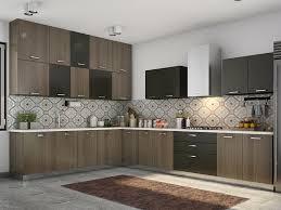 Modular Kitchen Designer Cales L Shaped Modular Kitchen Designs India Homelane