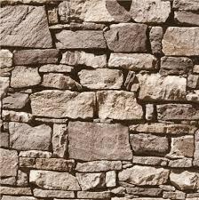 dry stone wall wallpaper 101design
