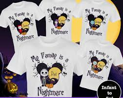nightmare before etsy