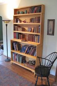 photo shoot monticello bookcases popular woodworking magazine