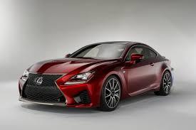 lexus red lexus rc f colored cars