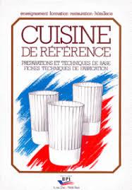 cuisine de reference gratuit cuisine de référence préparations et michel maincent decitre