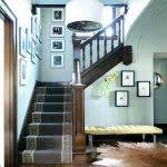 decorating staircase wall beautiful incredible staircase wall