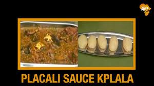 cuisine sauce ivoirienne recette placali sauce kplala cuisine du peuple baoulé africa
