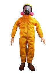 hazmat suit halloween costume breaking bad walter white the cook exclusive talking figure