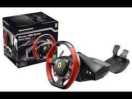 thrustmaster 458 review 458 spider racing wheel review on xbox one