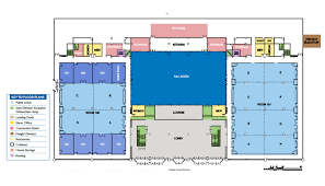 floor planners floor plans about us buffalo niagara convention center