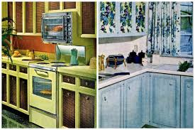 where can you get cheap cabinets 18 cheap kitchen cabinet facelift ideas from the 60s