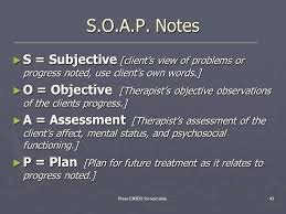 Soap Notes For Therapist 14 Best Soap Notes Images On Pinterest Soaps Counseling And