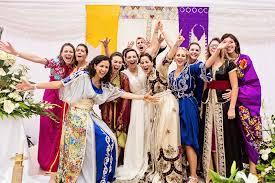 mariage marocain que porter pour un mariage au maroc tenues de mariage pour