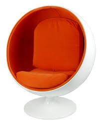 Chair Upholstery Prices Retro Ball Chair Orange Description 1960 70 U0027s Just Like The
