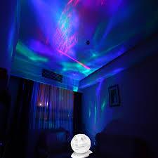 soaiy borealis light with timer dimmer speaker 8