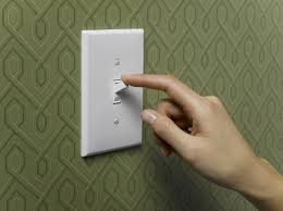how does a light switch work
