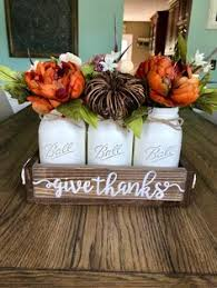 Mason Jar Centerpiece Ideas Pin By Laura Chvatal On Decor Pinterest