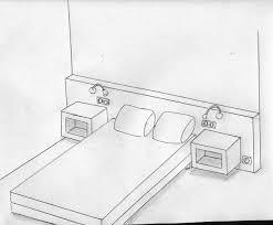 dessin chambre charmant dessiner une chambre en 3d 1 dessiner en perspective avec