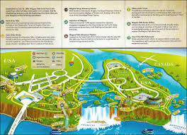 Niagra Falls Map Uss Newport News Ca 148 Reunion Association Inc Reunion 2017