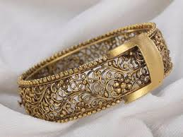 bracelet gold patterns images Antique gold bangle indian jewellery designs south jewellery jpg