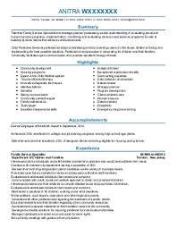 Sample Buyer Resume by Sample Resume Merchandiser