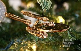 review hallmark s enterprise ornament celebrates 50