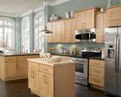 maple kitchen cabinets park avenue raised panel honey maple solid