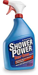 Best Cleaner For Bathtub Soap Scum Shower Power Bathroom Cleaner U0026 Soap Scum Remover