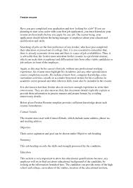 How To Make Your Own Resume How To Make A Summary For A Resume How To Write A Resume For
