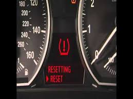 tyre pressure monitor warning light 1 series tire pressure monitor owner s manual youtube