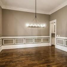 Gray Dining Room Ideas Dining Room Wainscoting Design Ideas