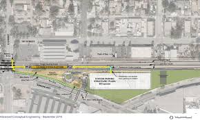Montclair Campus Map Foothill Gold Line