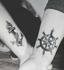 40 creative couple tattoo designs to show your real love u2013 top of