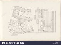 first floor plan sydney opera house stock photo royalty free
