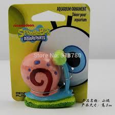 2017 5cm 2 h small spongebob gary snail children gift