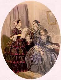 victorian recreations fashion history