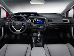 Honda Civic India Interior 2014 Honda Civic Preview J D Power Cars