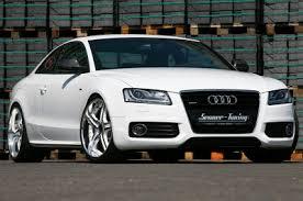 audi custom cars custom cars senner tuning audi a5 3 0 tdi white speed