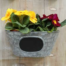 Wall Mounted Planter Wall Mounted Garden Planters Home Design Ideas And Pictures