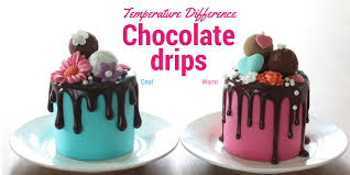 Best Chocolate Cake Decoration The Best Chocolate Drip Recipe For Decorating Cakes Lindy U0027s