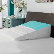 broyhill adjustable wedge gel memory foam pillow walmart com foam bed wedge 4 broyhill adjustable gel memory foam wedge bed
