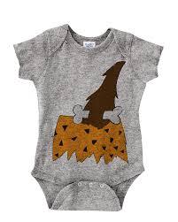 Halloween Gifts For Babies Bam Bam Flinstones Costume Onesie Funny Baby Onesie Cute Baby