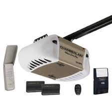chamberlain garage door opener home depot black friday chamberlain power drive 1 2 hp chain drive garage access system