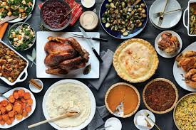 create your thanksgiving menu with nyt cooking small bytes