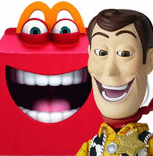 Happy Meal Meme - my favorite mcdeputy mcdonald s happy mascot know your meme