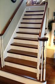 pictures of wood stairs hardwood stair treads folsom stair woodworks