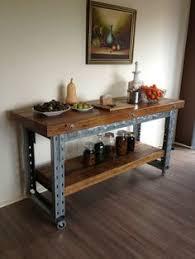 kitchen islands melbourne vintage industrial kitchen bench table desk island bench in