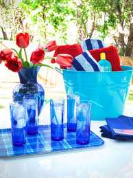 simply chic fourth of july entertaining ideas hgtv
