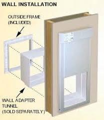 Pet Doors For Patio Doors Amazon Com High Tech Pet Medium Power Pet Sliding Glass Door