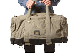 Rugged Duffel Bags Army Green Duffle Bag By Obey