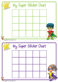 printable homework incentive charts best photos of free sticker charts teachers superhero sticker